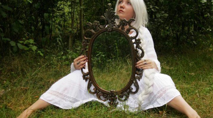 Kannst Du die Person im Spiegel akzeptieren wie sie ist?